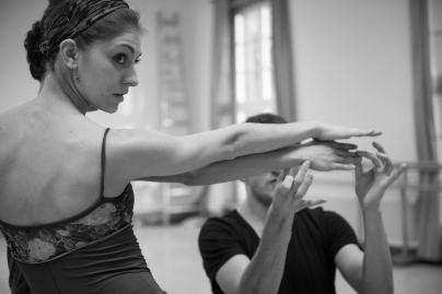 Daiana Ruiz und Fabio Adorisio © Carlos Quezada